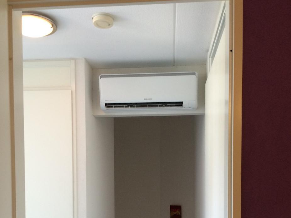 Overloop slaapkamer – Aircoplanet Airconditioning